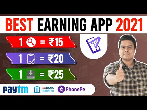 Earn Money Online   Best Earning App Without Investment   Work From Home   Paytm Earning App 2021  