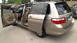 2005 Honda Odyssey - Minivan San Antonio TX H122631A