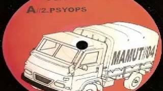 33 Split (Caps Corp) - Psyops [MAMUT_04]