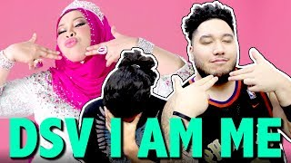 DSV - I Am Me (OFFICIAL LYRIC VIDEO) REACTION!!! (Malaysian Music Video)