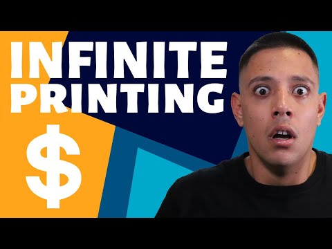 BREAKING: Fed Printing INFINITE Money | What Does This Mean For Bitcoin?