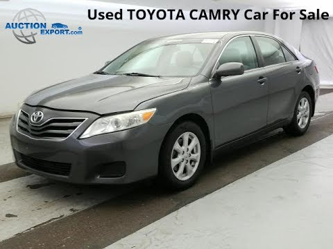 Used Toyota Camry For Sale >> Used Toyota Camry For Sale In Usa Shipping To Spain