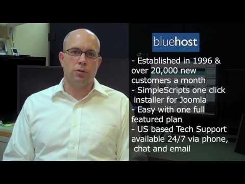 Best Joomla Hosting And Key Hosting Factors
