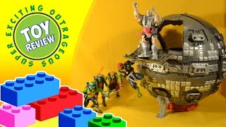 Technodrome Playset TMNT Out of the Shadows - Toy Review