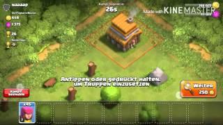 Clash of Clans Deutsch #114 Handy Troll Fail