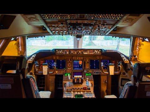 FSX TUTO vol complet IFR 2018 avec approche complète : Toulouse Nice en 747