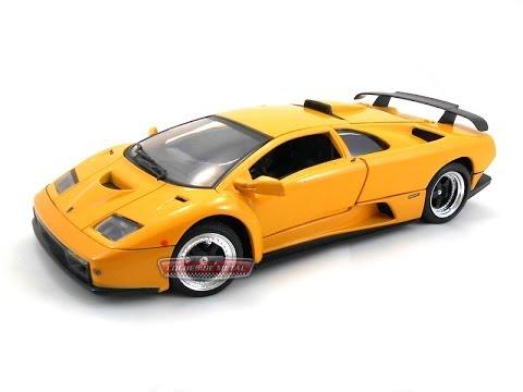 1999 Lamborghini Diablo Gt V12 Amarillo Mx73168y Youtube