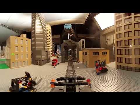 LEGO City 360 Cargo Train