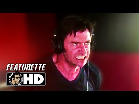LOGAN Voice B-Roll Footage (2017) Hugh Jackman Wolverine Marvel Movie HD