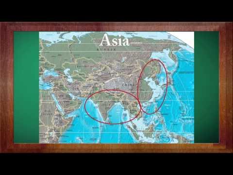 Geografie Clasa a 7-a Lectia: Asia - Relieful