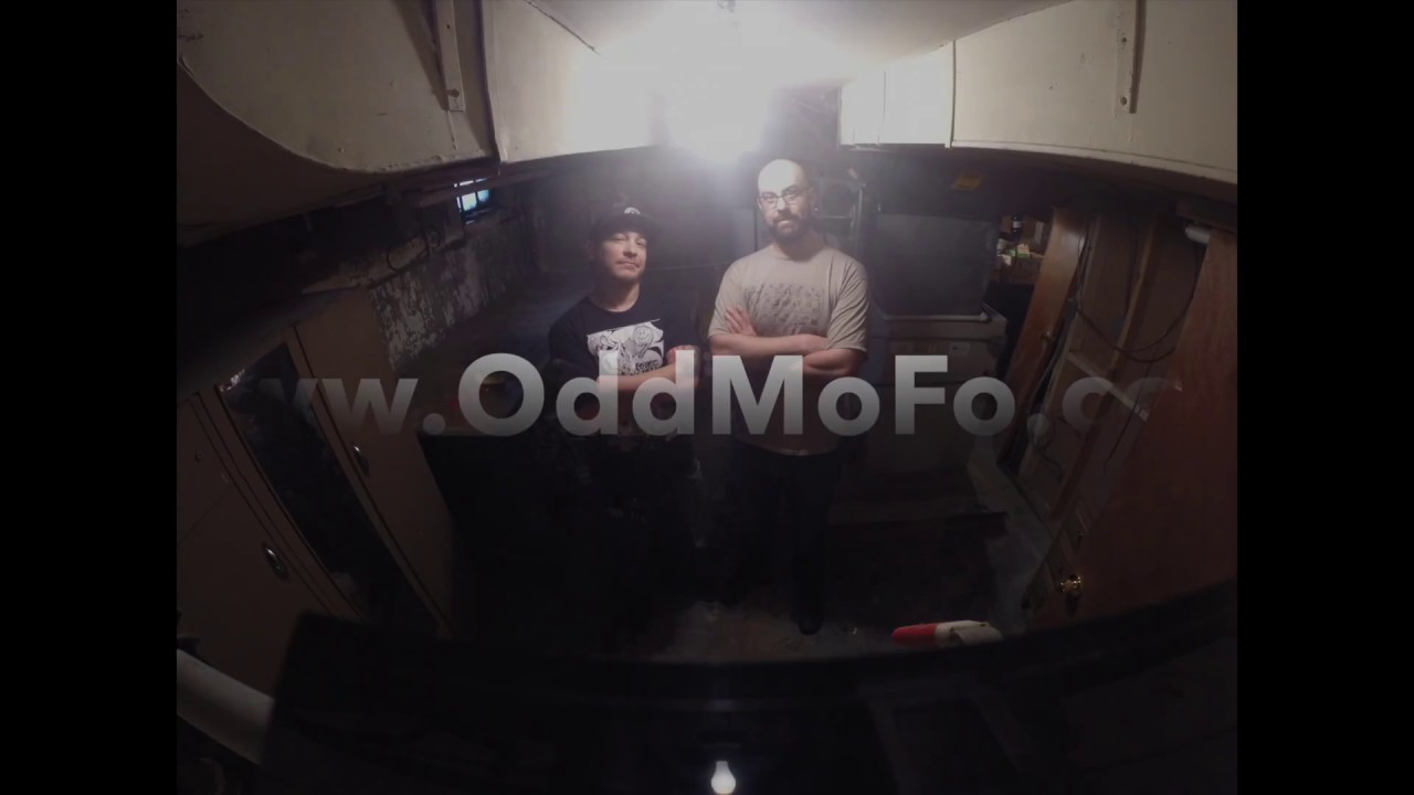 Time Lapse of Basement Clean Out by Odd MoFo- Estate Sales ...