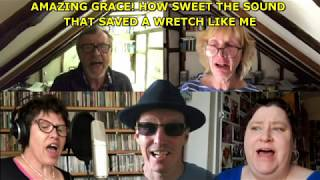 Amazing Grace - Ian Edgson & St. Maggie's Gang