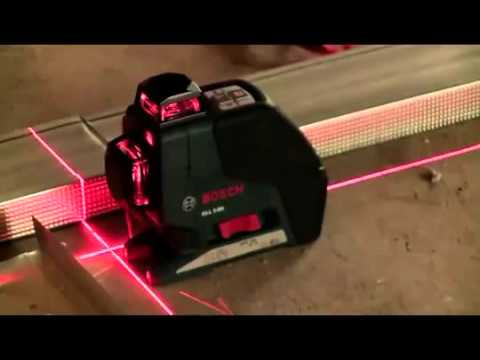 Nivel laser bosch gll 3 80 p youtube - Nivel laser bosch ...