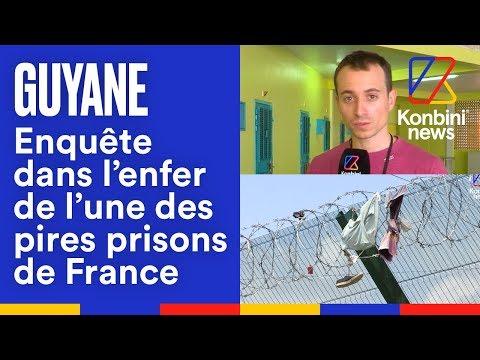 Hugo Clément s'est rendu dans l'une des pires prisons de France