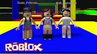 Roblox - ESCAPE DO IPAD ( Ft- Duda Pricess e Mah Games