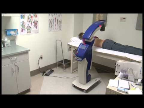 MLS Laser Therapy for Healing Injuries & Pain Relief