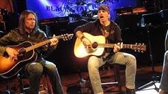 Black Star Riders - Kingdom Of The Lost (acoustic)  @ Virgin Oil, Helsinki, Finland 16.11.2013