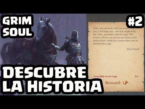 DESCUBRE LA HISTORIA #2 | GRIM SOUL: DARK FANTASY SURVIVAL | [El Chicha]