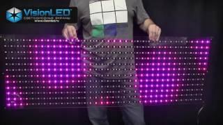 Прозрачный светодиодный экран(Светопроницаемые светодиодные экраны VisionLED., 2016-05-18T17:27:58.000Z)