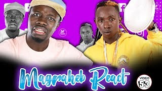Patapaa Latest Craaaazy Song Chensee Tafri Mu, Magraheb Reacts!