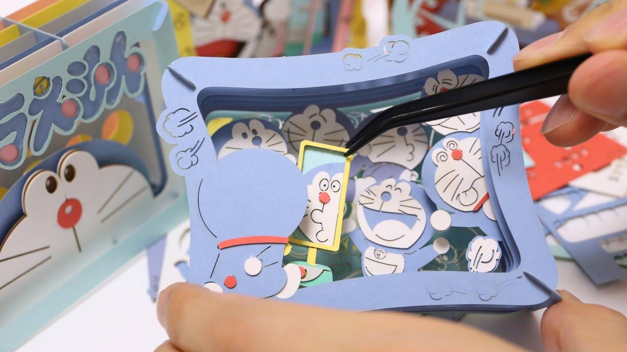 Doraemon House Paper Craft