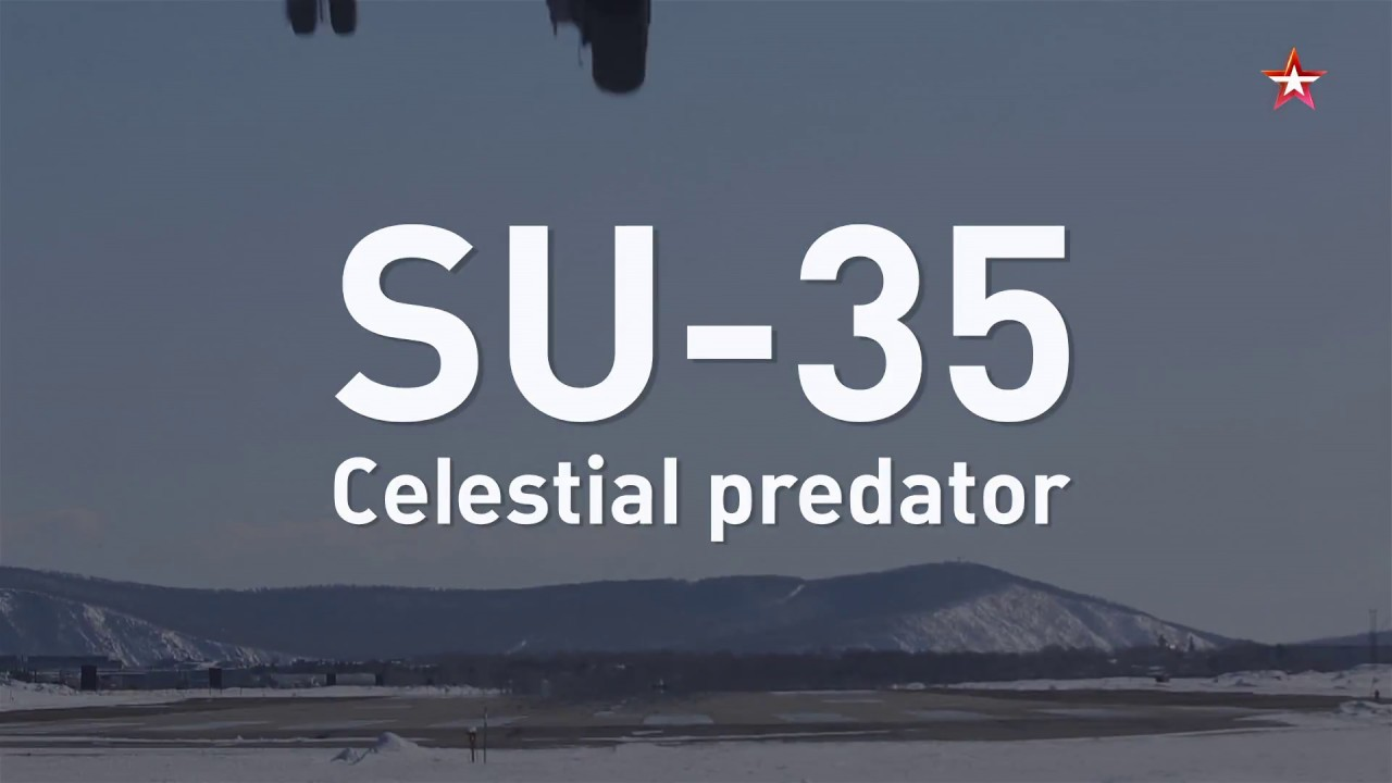 SU-35 Celestial predator