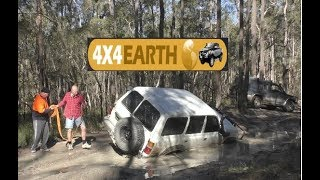 4wd Earth Wallaroo State Forest run 14th July 2018 - teaser
