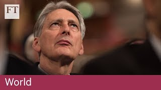 Growth up, debt down–what next for Philip Hammond