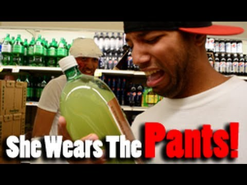 She Wears The Pants (8JTV)