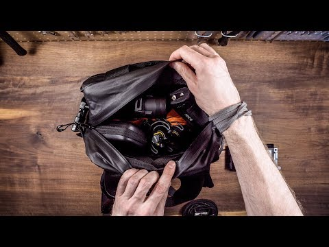 What's in My Camera Bag for NAB // Brevitē Scout Camera Backpack Review
