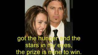 Download Ready Set Don't Go by Billy RaY Cyrus ft. Miley with Lyrics MP3 song and Music Video