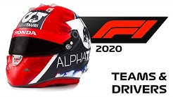 F1 2020 Teams and Drivers