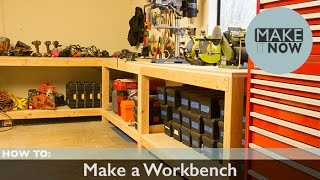 How To: Make a Workbench