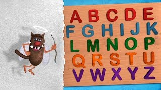 Apprendre aux enfants l'Alphabet avec un Puzzle (A Puzzle to Learn the Alphabet for kids - Serie 01)