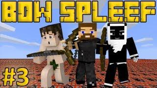 Отважные лучники бегают по динамиту - Minecraft Bow Spleef #3 [LastRise]