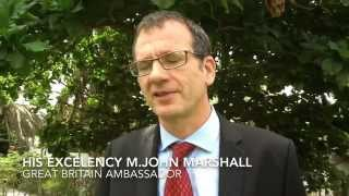 John Marshall - British Ambassador to Senegal Timetoact toEnd sexual Violnce in Conflict