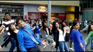Why this Kolaveri Di - Auckland Flash Mob.mp4