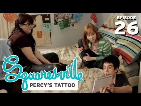 Squaresville  Ep. 26 Percy's Tattoo w Mary Kate Wiles, Kylie Sparks, Austin Rogers
