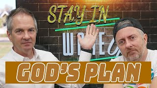 Stay in God's PĮan - WakeUp Daily Bible Study – 01-07-21