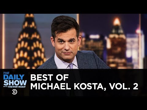 Your Moment of Them: The Best of Michael Kosta Vol. 2 | The Daily Show