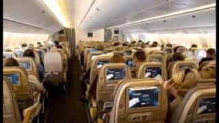 Etihad airways coral economy class flight report