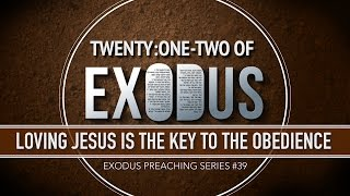 LOVING JESUS IS THE KEY TO THE OBEDIENCE - Pastor Billy Jung (Hope of Glory)
