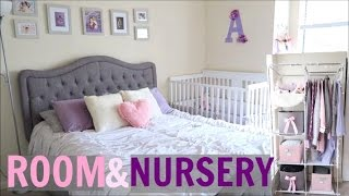 NURSERY & ROOM TOUR 2017
