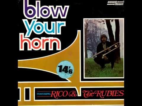 Rico Rodriguez & The Rudies - Blow Your Horn - Album