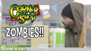 CORNER SHOP | EPISODE 13 | BEHIND THE SCENES - THE PHARMACY!