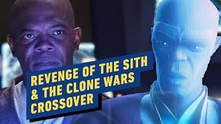 How Star Wars: Clone Wars' Final Season Crosses Over with Revenge of the Sith