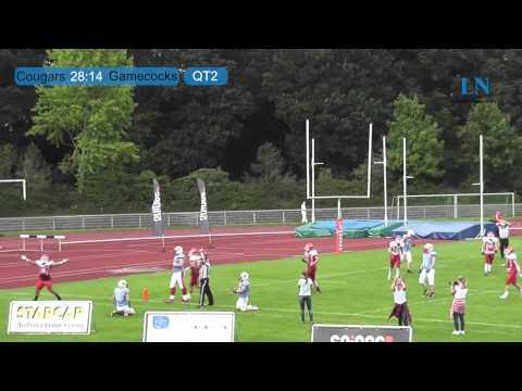 Lübeck Cougars erkämpfen sich gegen Bonn Platz zwei in der Tabelle