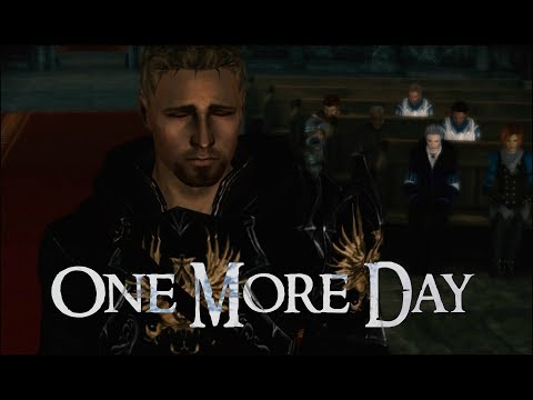Dragon Age: Alistair Romance  One More Day