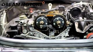 W211 M271 CAM calibration