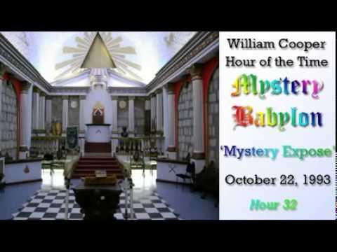 William Cooper - Mystery Babylon #32: Mystery Exposé